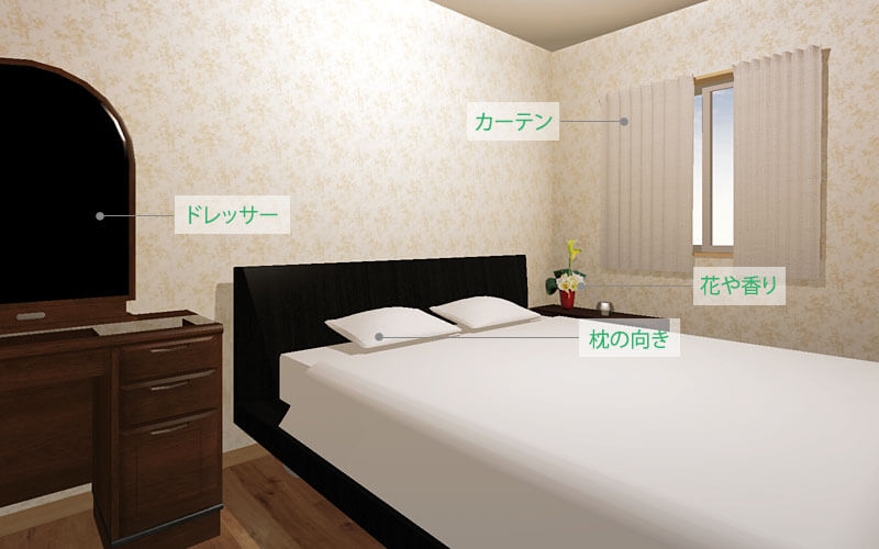 寝室 風水 Dr.コパのためになる生活風水~寝室編~|当たる占い情報サイト[占いの泉]